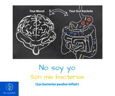 bacterias y el humor
