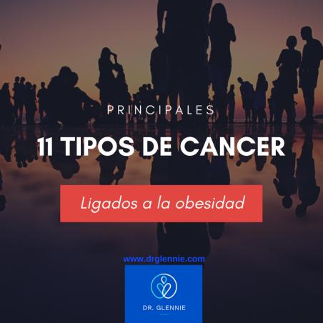 11 tipos de cancer