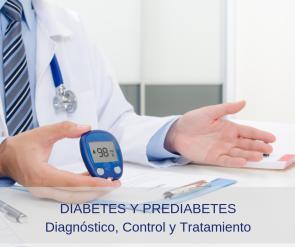 DIABETES Y PREDIABETES Seguimiento, control y tratamiento
